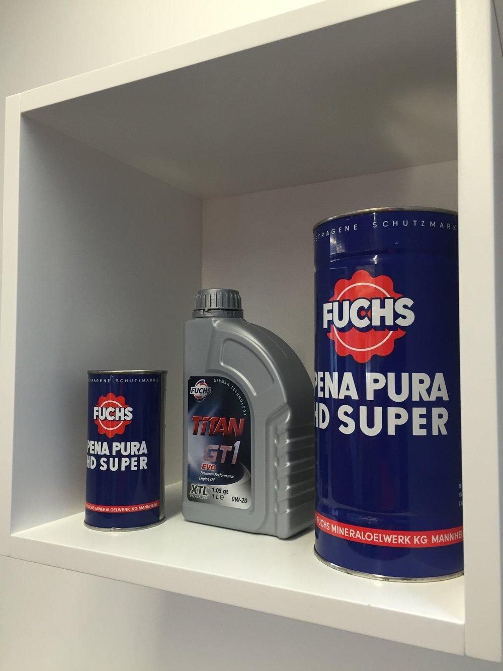 Fuchs bär än idag samma namn som Rudolph Fuchs med familj som grundade bolaget 1931.