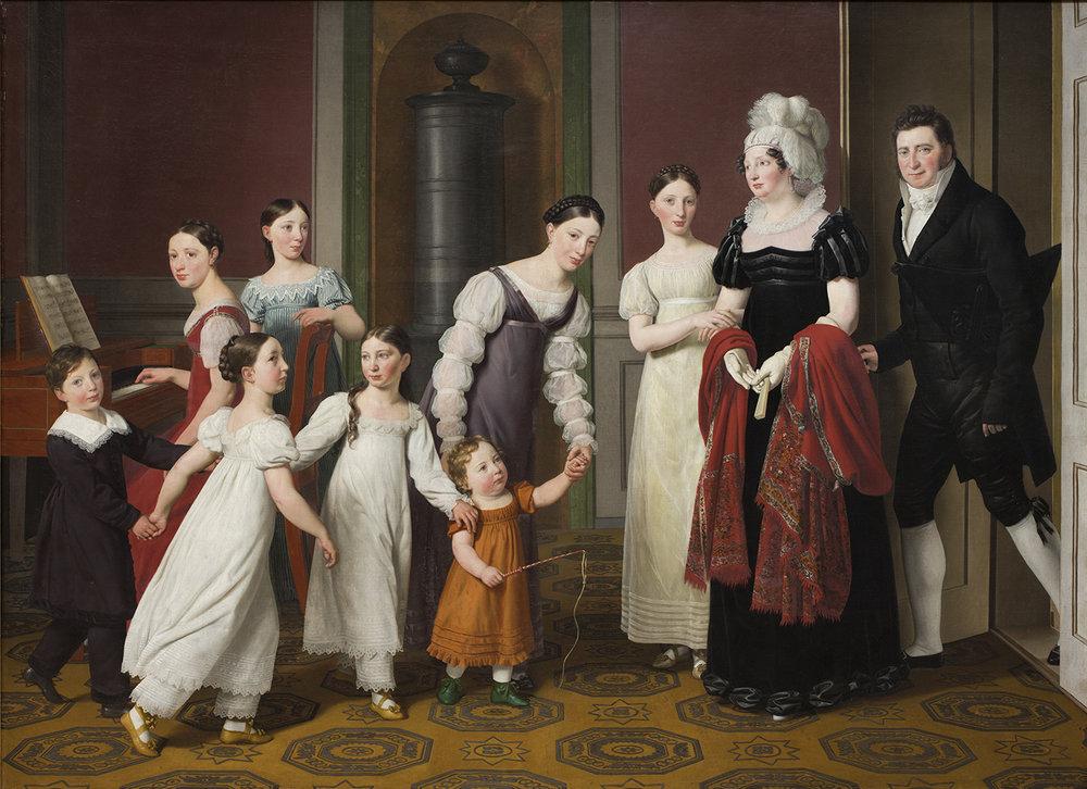 Eckersberg,_CW_-_Familien_Nathanson_-_1818.jpeg