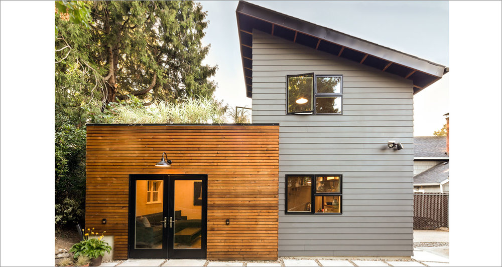 Adu design zenbox design for Accessory dwelling unit designs