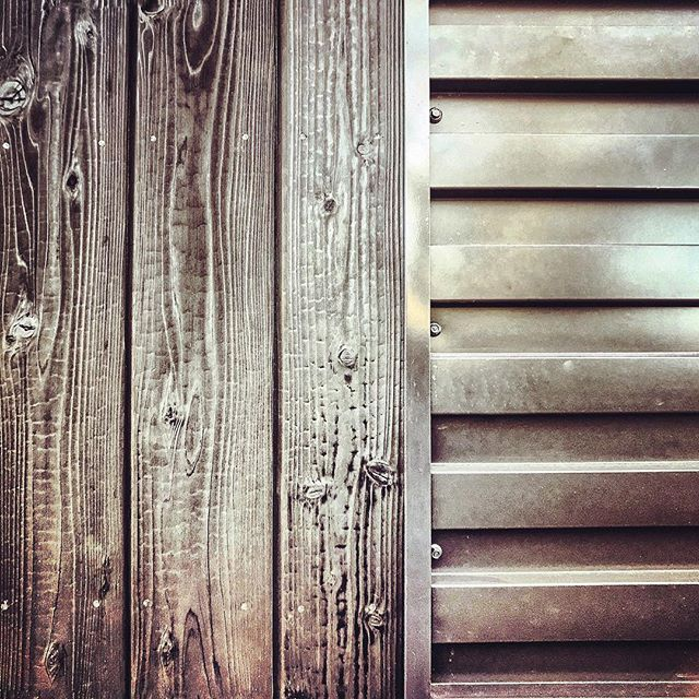 Hard to imagine a lower maintenance (or more beautiful) cladding than this shou sugi ban from @nakamotoforestry here in portland! . Also love the contrast to the luster of the metal siding and the natural wood we've used in the butterfly house project! . . . #exterior #cladding #burnt #black #sustainable #monochromatic #butterflyhouse #butterflyroof #pdxmodern #pnwmodern #pnwdesign #pnwarchitecture #customhome #design #moderndesign #modernhome #buildsmalllivelarge .