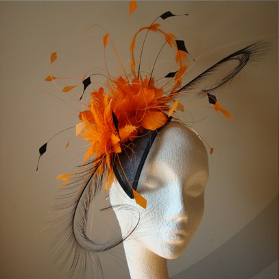 kelly fascinator