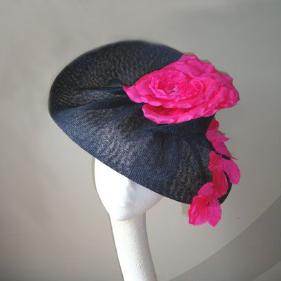 sadie sinamay fascinator
