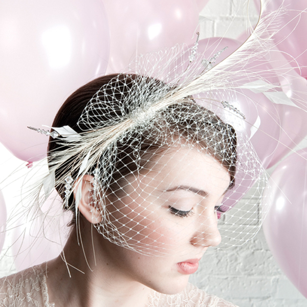 Amy Bridal Birdcage Veil By Harriet product.jpg