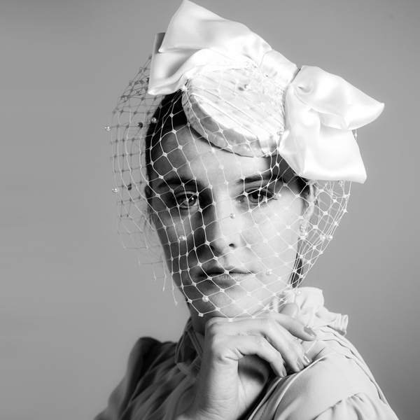 Betty Bridal Birdcage Fascinator Hat By Harriet productt.jpg