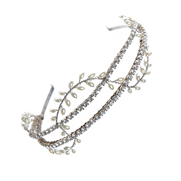 Double Phoebe Grecian Tiara By Harriet Bespoke Bridal Hair Accessories.jpg