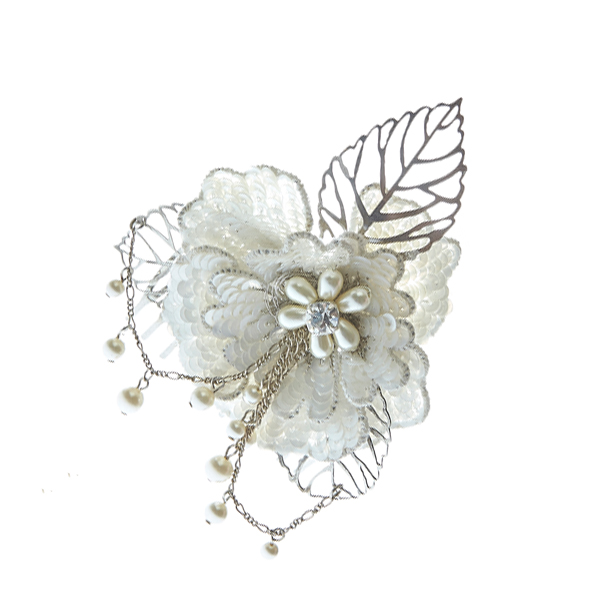 Christobel Boho Vintage comb By Harriet Bespoke Bridal Hair Accessories.jpg