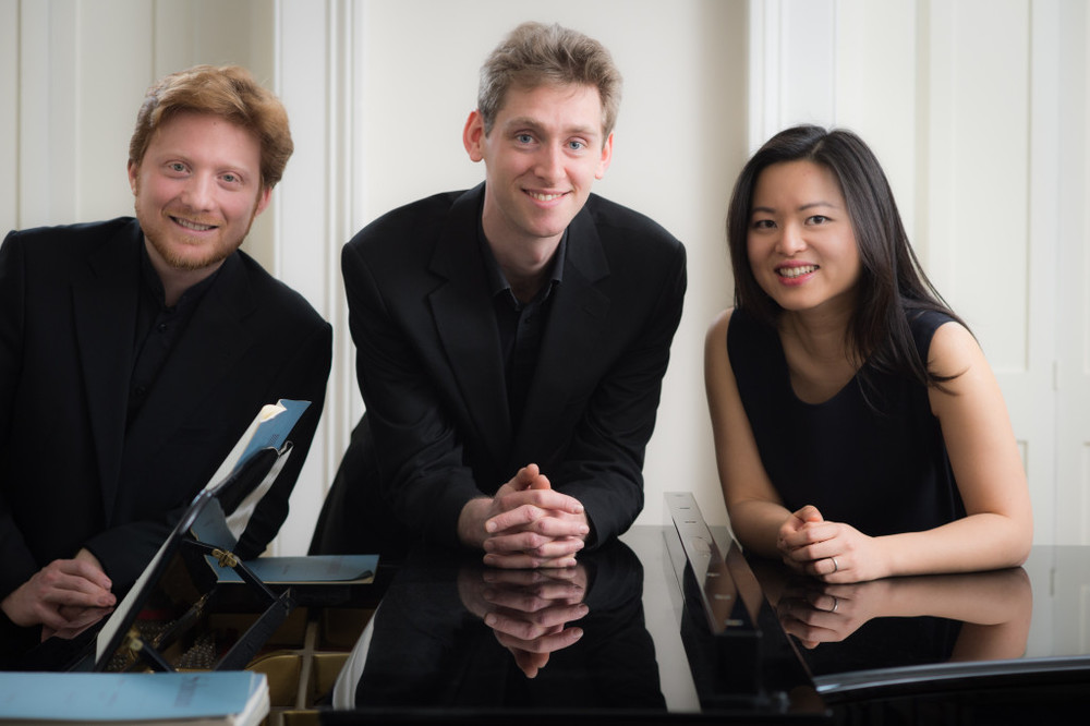 Minerva Piano Trio by Anthony Dawton