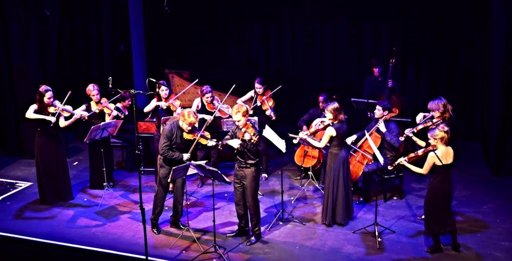 Górecki Chamber Orchestra - G.C.O. | POSK in October 2015 | Magdalena Grzymkowska