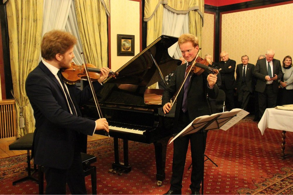 Christmas Concert at Polish Embassy UK
