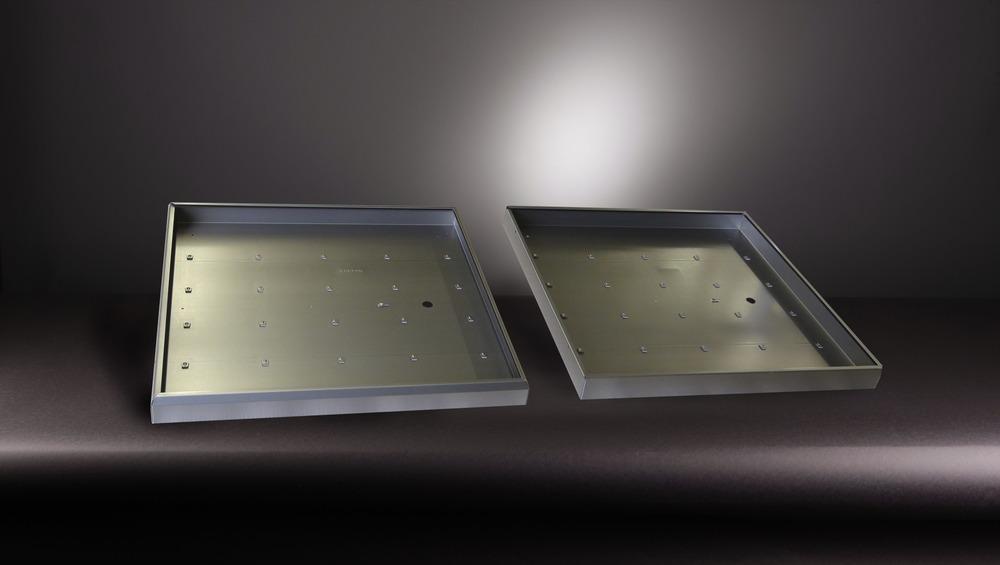 Product foto van armaturen gemaakt op een WEMO productielijn