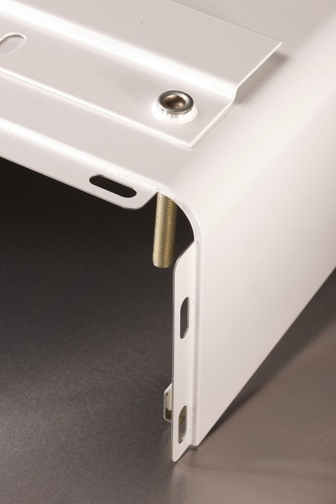Product foto van Beplating voor CV-ketels gemaakt op een WEMO productielijn