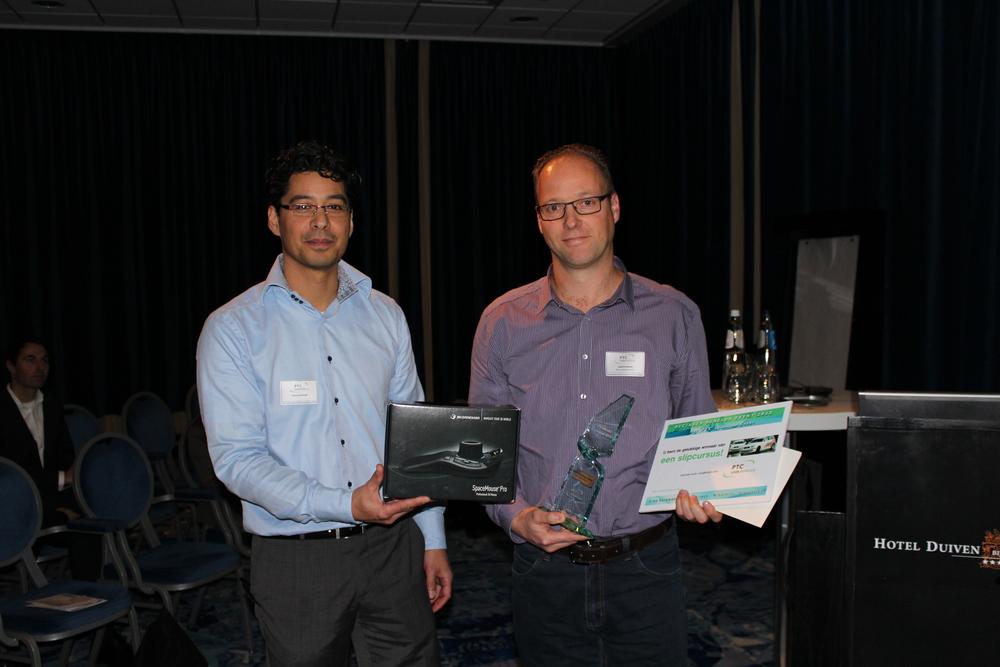 Winnar PTC award WEMO