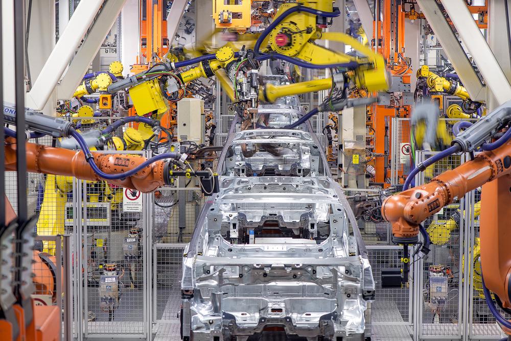 WEMO productielijn voor automotive