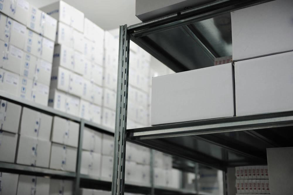 WEMO productielijn voor het produceren van Staanders