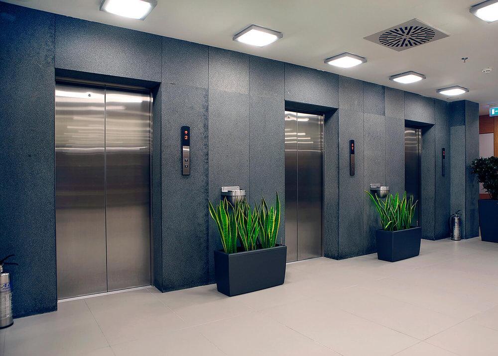 Blechbearbeitung Produktionslinie für Aufzugs Paneele