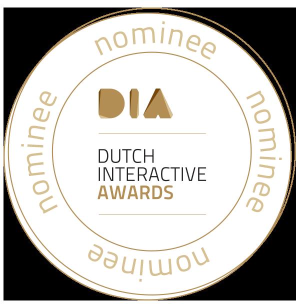 DIA 2017 - Nominatie voor WEMO!