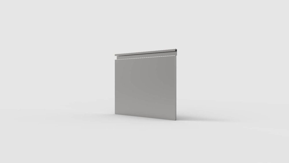 picture of a drawer front panel filing cabinet product