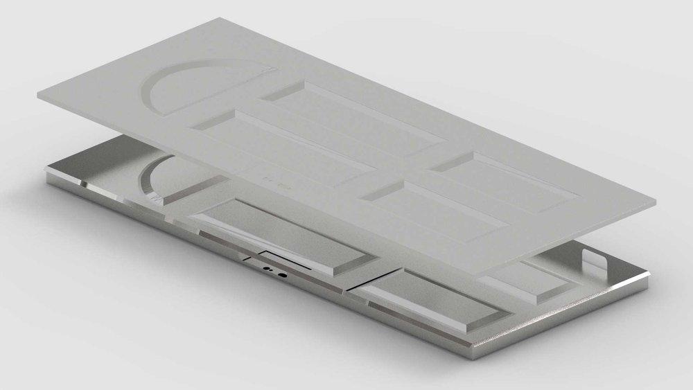 Steel Doors Product