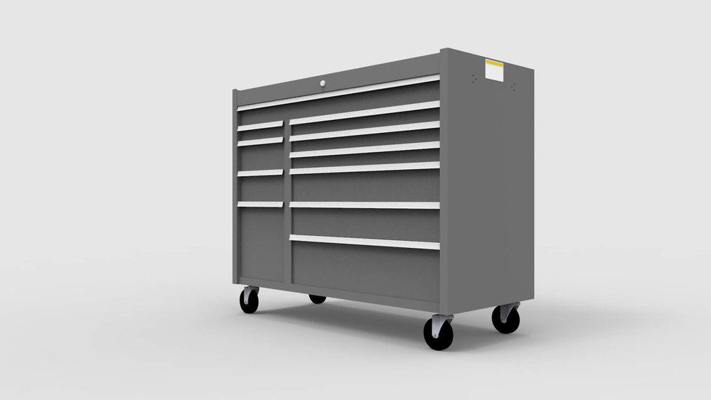 Steel Tool Box Cabinet Product
