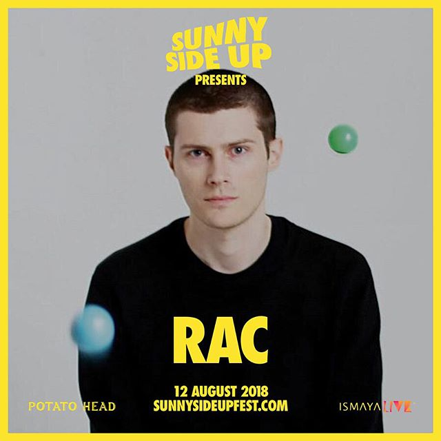 Get ready to see @rac, @marianhill and @nikizefanya bangin' the #SSU18 stage with their epic performances! Tickets still available via link in bio!☝🏽#sunnysideupfest #ismayalive #potatoheadbali