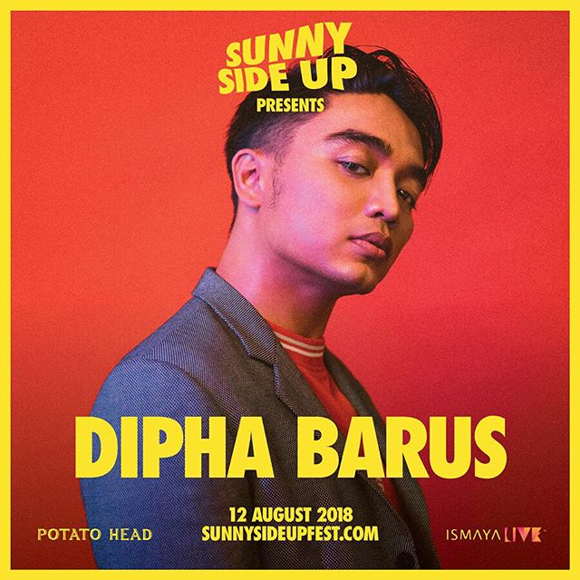 Jakarta's homegrown hero @diphabarus will bring the party on Day Two of #SSU18 along with Bali's own DJ collective @tantrabali_ and @potatoheadbali's favourite selector GERO 🙌🏽 Get your tickets now! #sunnysideupfest #ismayalive #potatoheadbali