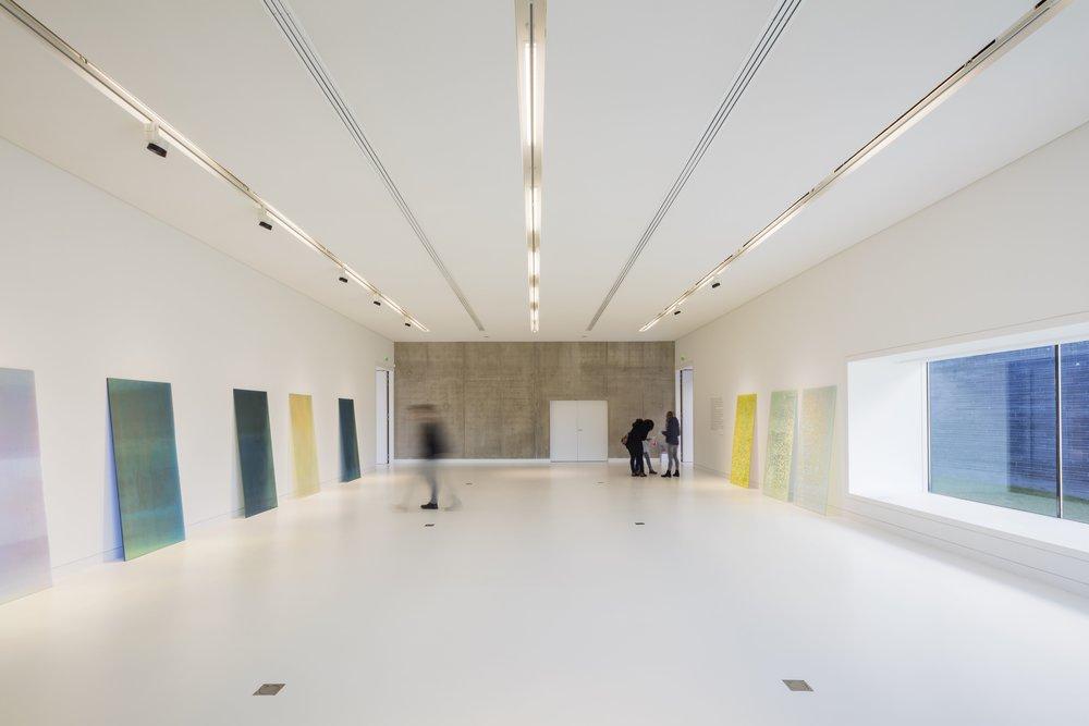 W Architecture - Musée du Verre
