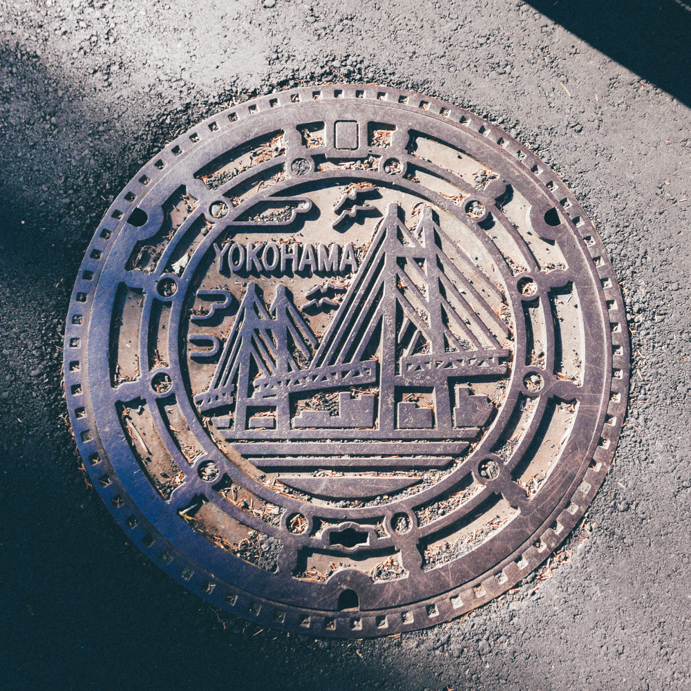 Photo-worthy manhole covers abound in Japan.