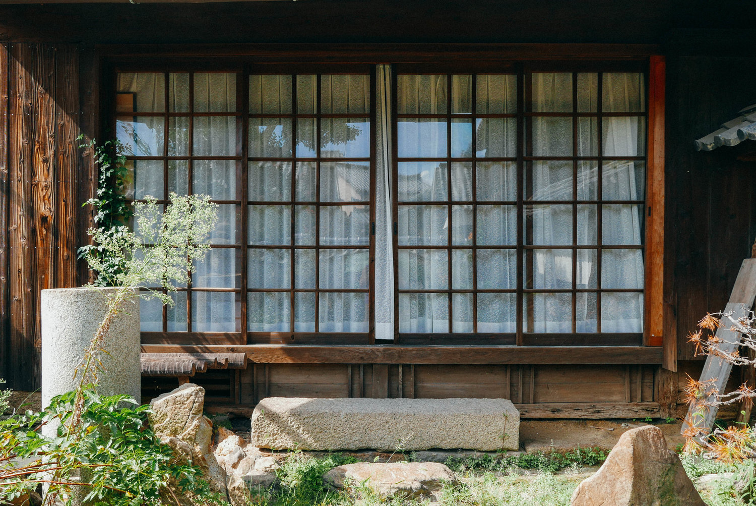 A Japanese Guesthouse in Naoshima