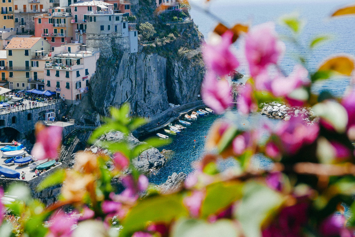 Cinque Terre Photo Journal {And A Few Tips}