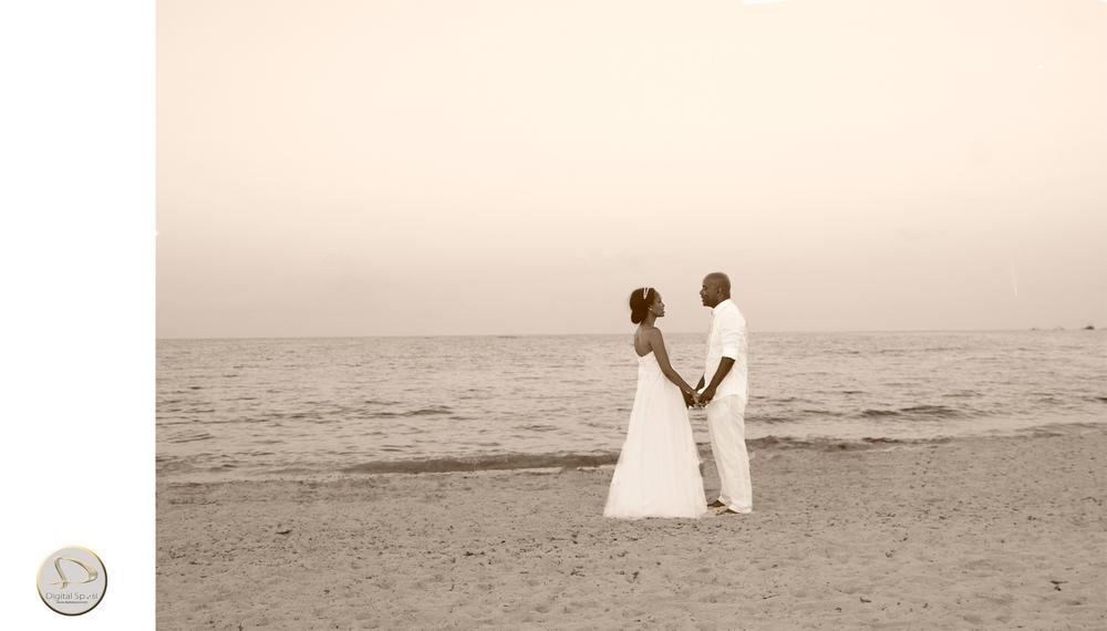foto sposi in spiaggia lucca