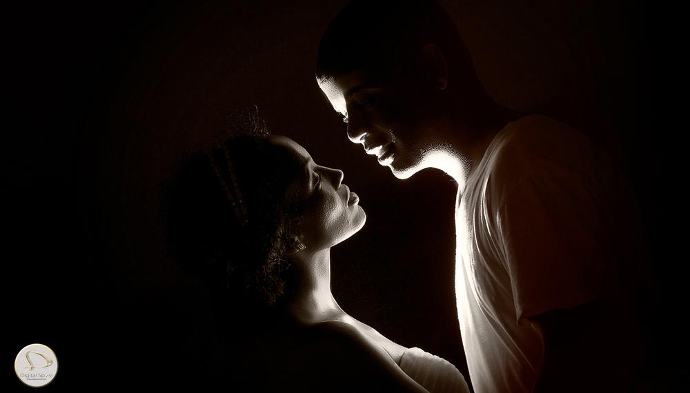 foto sposi bianco e nero lucca