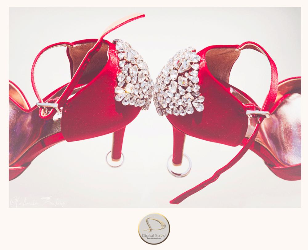 foto scarpe sposa lucca