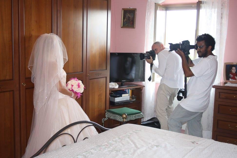 backstage servizio matrimoniale