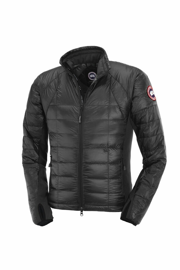 Above | Canada Goose Hybridge Lite Outdoor Jacket retailing at  £449.95