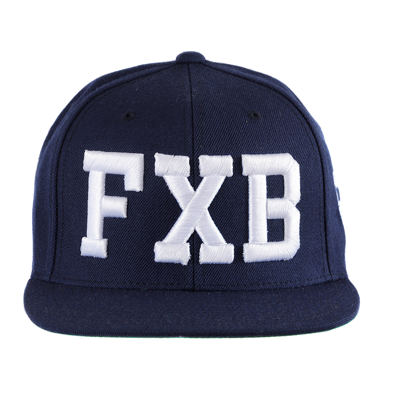 The  FXB Navy Snapback  can be purchased at £29.99 from our Foxberry Boys online shop