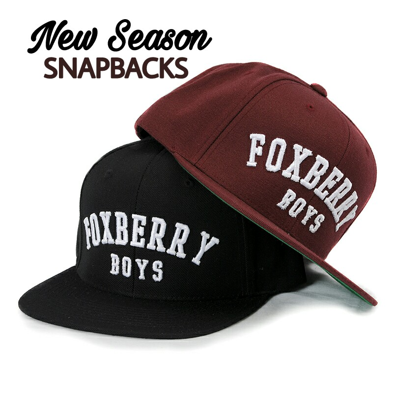 Subscribe to our website  www.foxberryboys.co.uk  or follow us on social media to keep up to date with our latest products - New season  Foxberry Boys  snapbacks coming soon