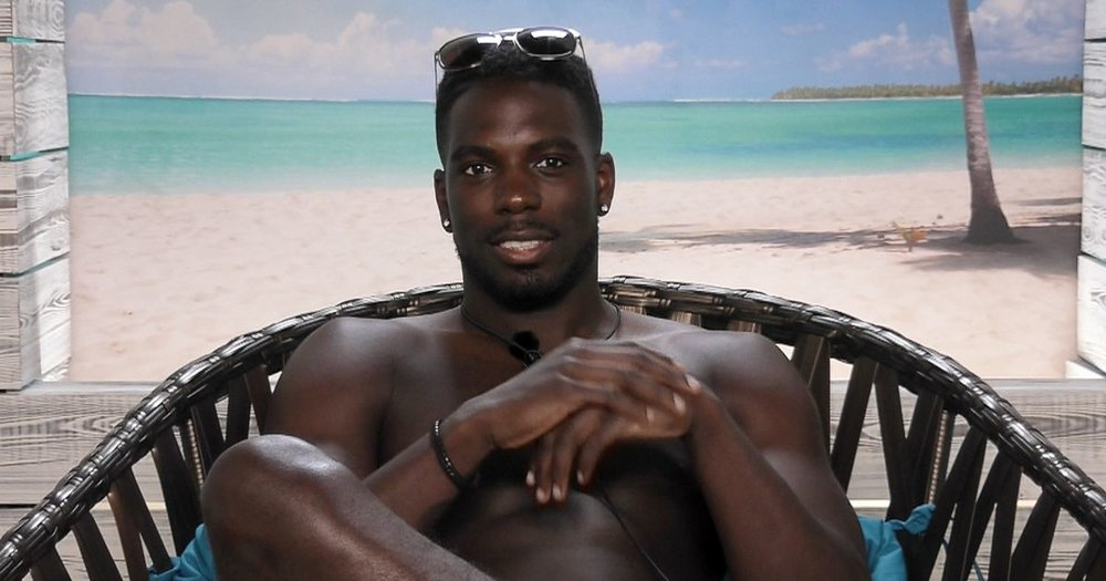 Marcel talks about his experience on Love Island