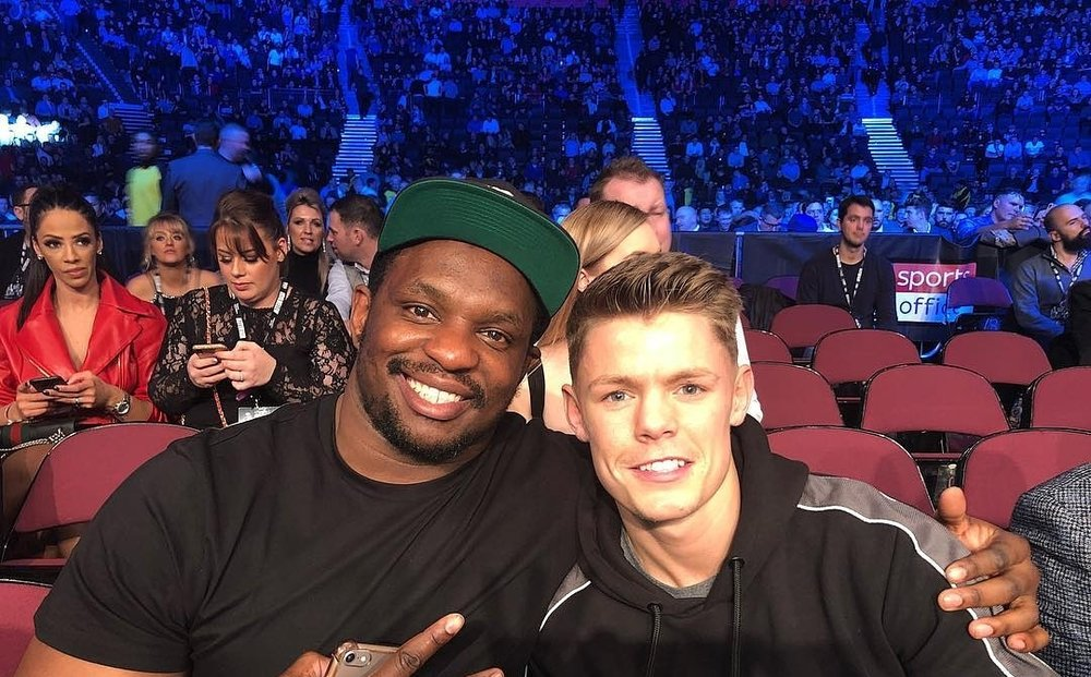 The Charlie Edwards v Cristofer Rosales bout is on the undercard of Dillian Whyte vs Dereck Chisora contest on 22nd December at London O2 arena