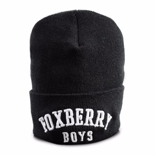 Foxberry Boys Black Beanie Hat. img1545589958505.jpg 25a42c7f6bb