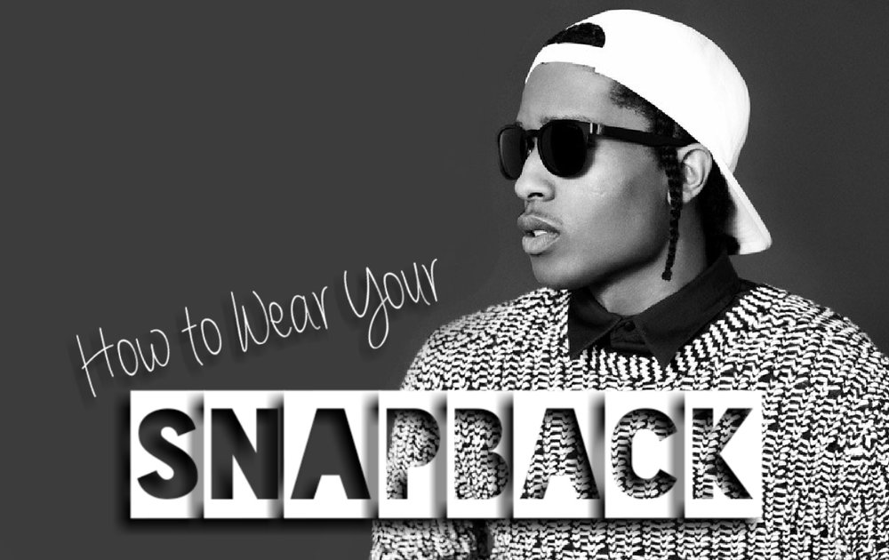 6e4f8cc8f1e A Guide on How to Wear Your Snapback