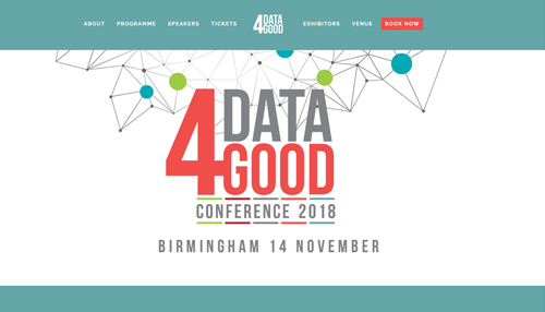Data4Good Conference 2018