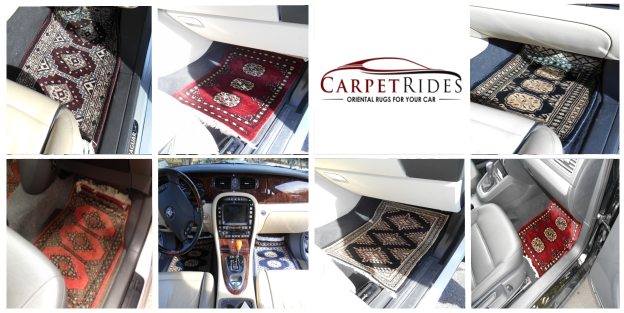 CarpetRides has dozens and dozens of styles to pick from.