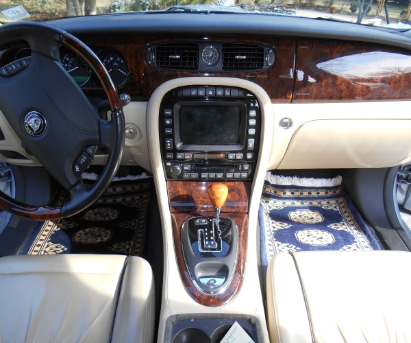The Real Oriental Car Rugs