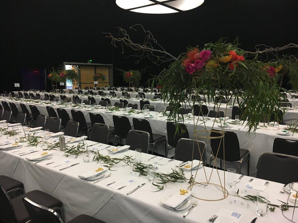 St Hilda's Valedictory Dinner, 2016