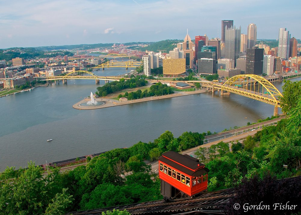 Fort Pitt Incline