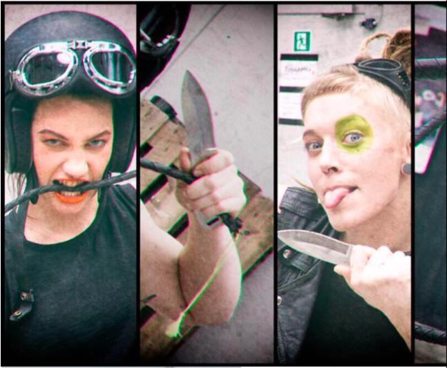 Norwegian Ninjas : the show - Norwegian Ninjas (NO)Hvilke ferdigheter må den norske ninja kunne mestre? En forkjærlighet for ninjaer og 80-tallet forenes i denne rå, morsomme, barnslige og heseblesende forestillingen fra de norske sirkusartistene Elise og Lisa.Billetter: 150,–/100,–Passer for hele familienLør 2. sept kl 17.00Søn 3. sept kl 16.00