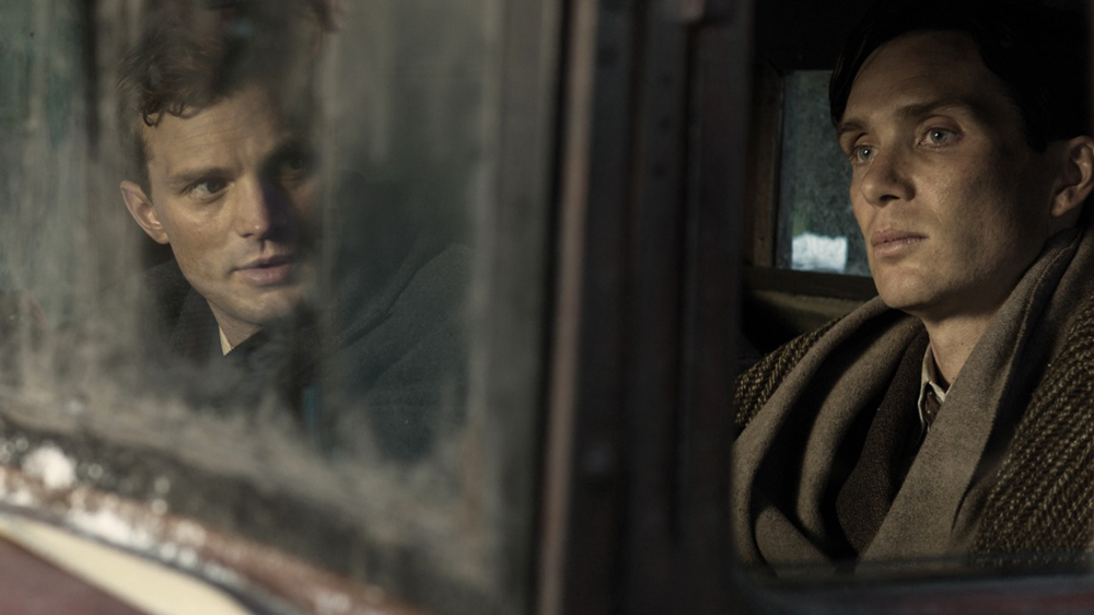 Jamie Dornan of The Fall and Cillian Murphy of The Peaky Blinders star in the hard-hitting 'Anthropoid'