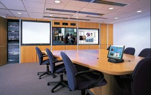 Audio Visual System Design and Installation . Conference Room
