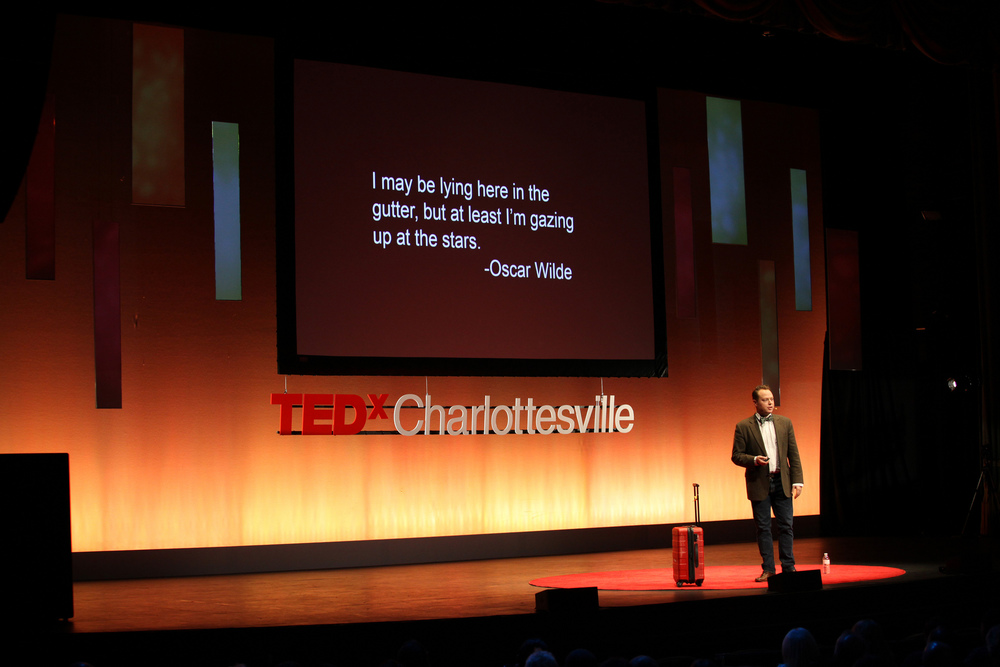 TEDxCharlottesville - Meetings and Conferences - Live Events - Rentals and Staging - The AV Company