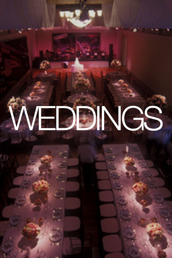 Weddings . Rental and Staging